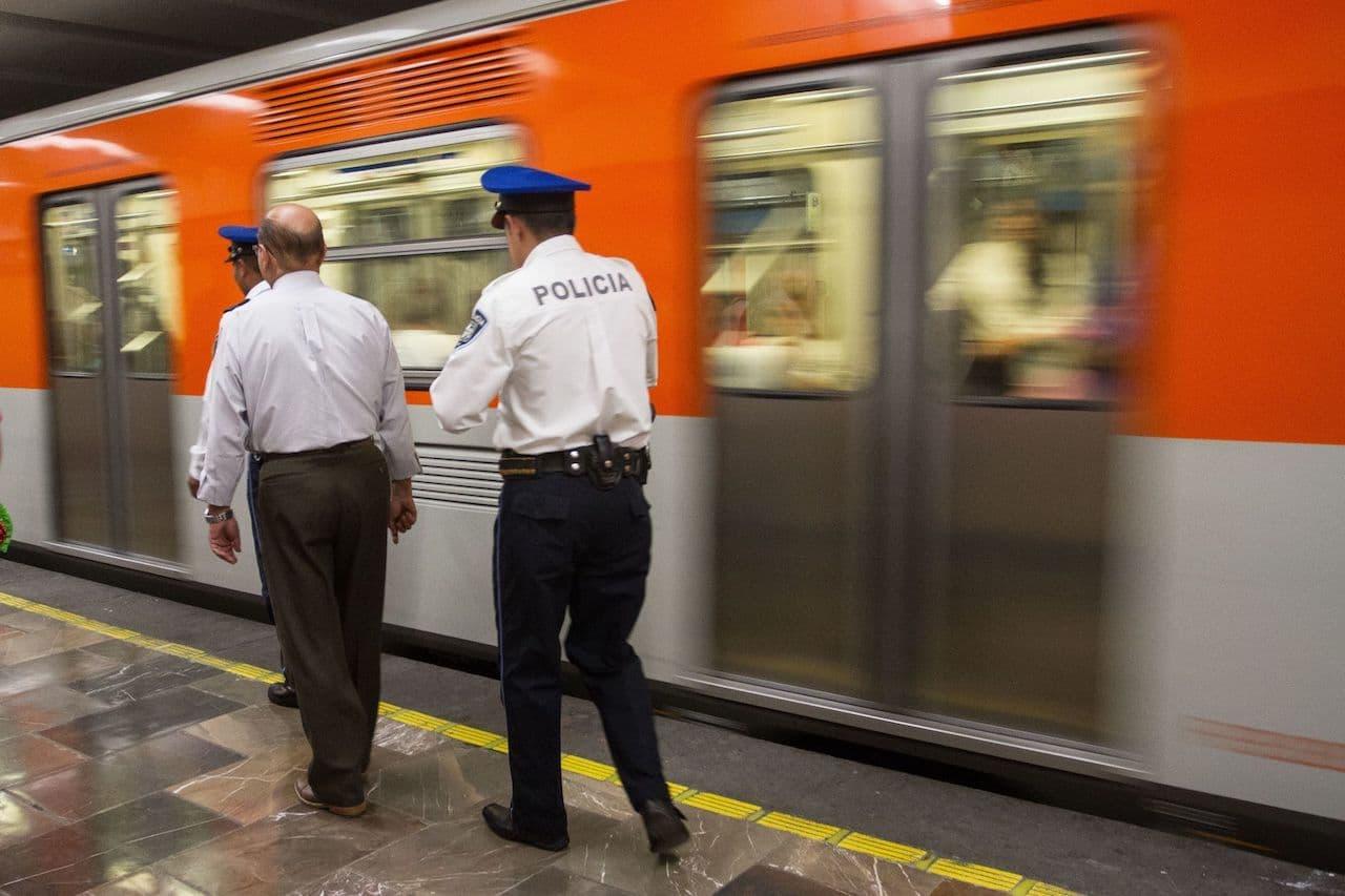 Línea 6 Metro CDMX Vagón