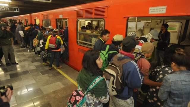 Metro de CDMX invierte casi 30 millones de pesos en mantenimiento por lluvias