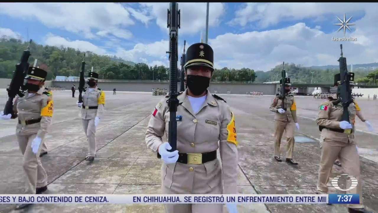 ninos triquis participaran en desfile militar