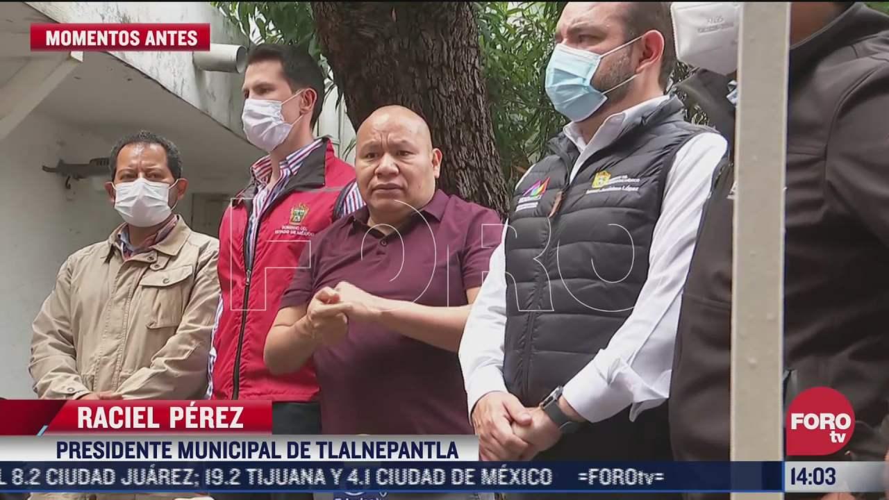 oficinas para atencion a los afectados por el desgaje del chiquihuite abriran diario