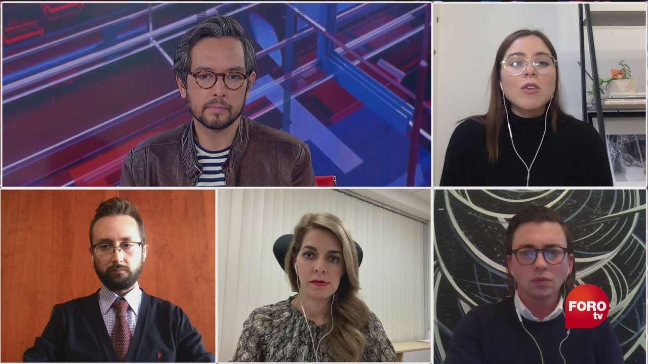 oscs presentan demanda de amparo por abuso a migrantes