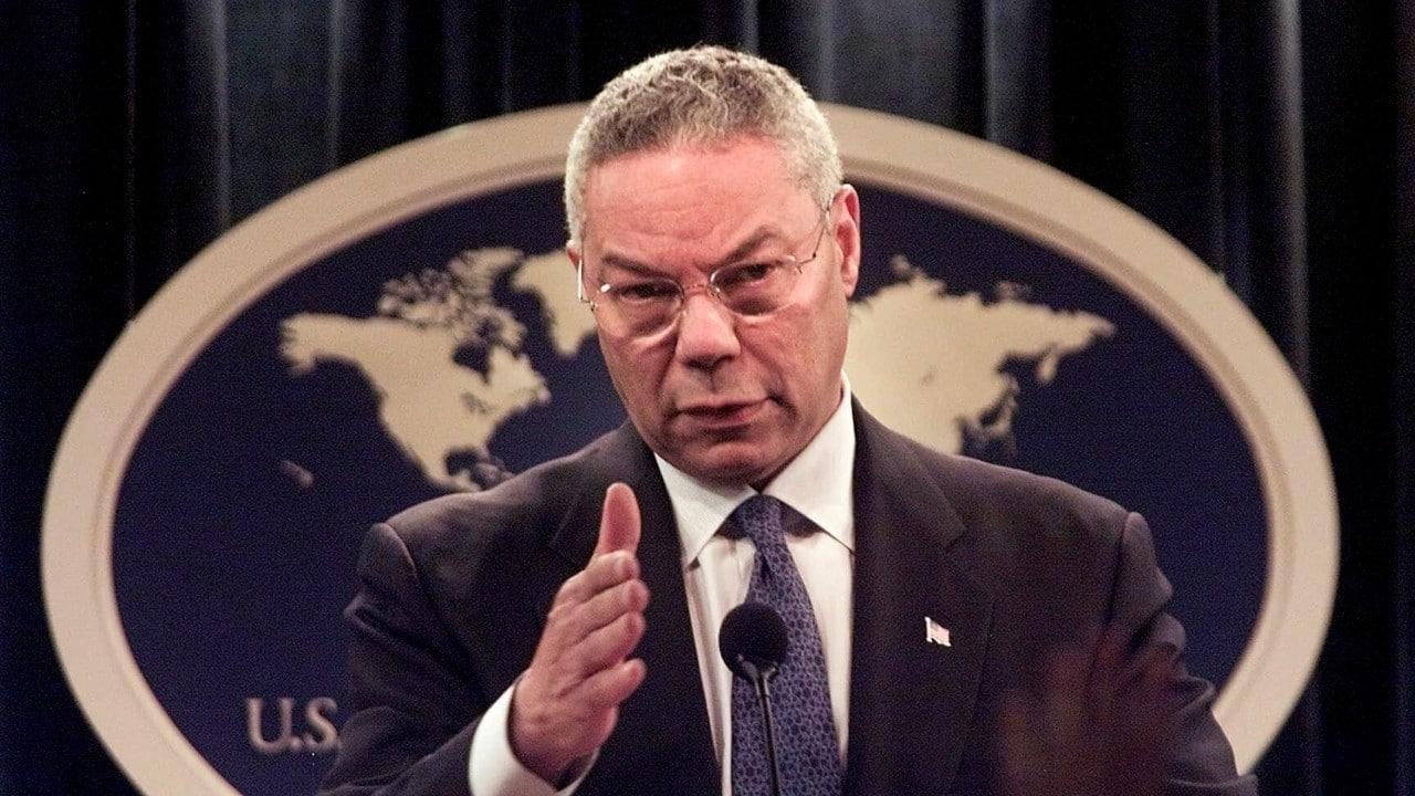 Colin Powell, George W Bush, 11 de septiembre, atentados terroristas