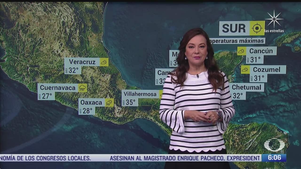 preven lluvias fuertes en colima nayarit jalisco michoacan y guerrero