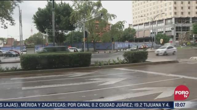 preven tarde lluviosa en la ciudad de mexico