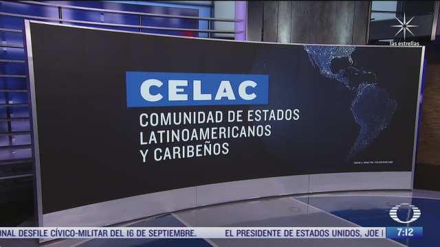que es la comunidad de estados latinoamericanos y del caribe celac