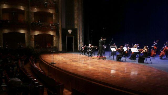 Regresa la ópera al Palacio de Bellas Artes con 'Montezuma'