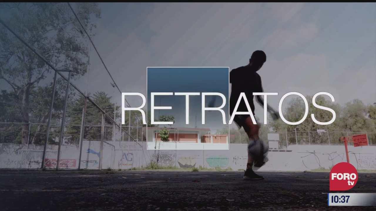 retratos de mexico freestyle futbol