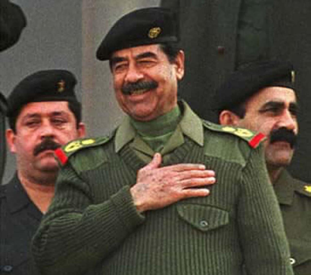 Saddam Hussein, George W Bush, 11 de septiembre, atentados terroristas