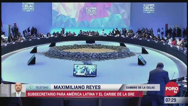 se realizara la cumbre de la comunidad de estados latinoamericanos y caribenos
