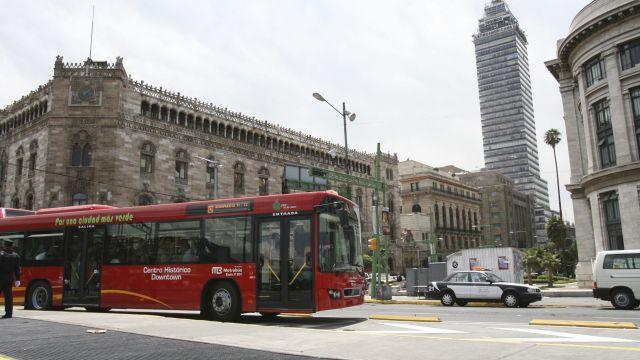 Suspenden servicio en Línea 4 del Metrobús CDMX