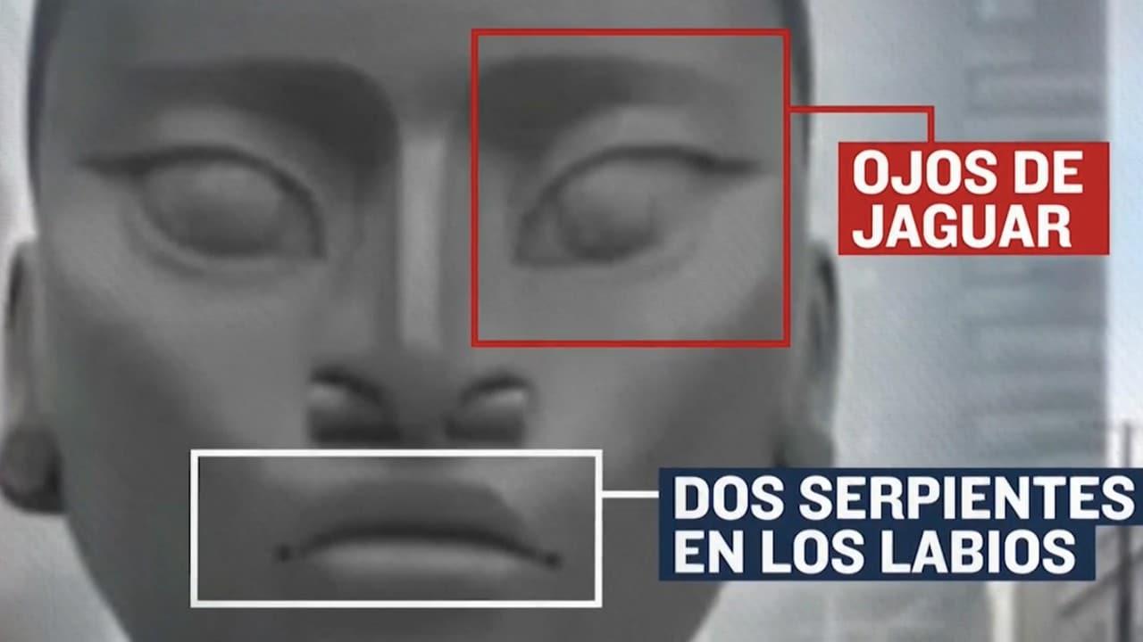 Tlali, la cabeza colosal olmeca femenina que reemplazará a Colón en Paseo de la Reforma