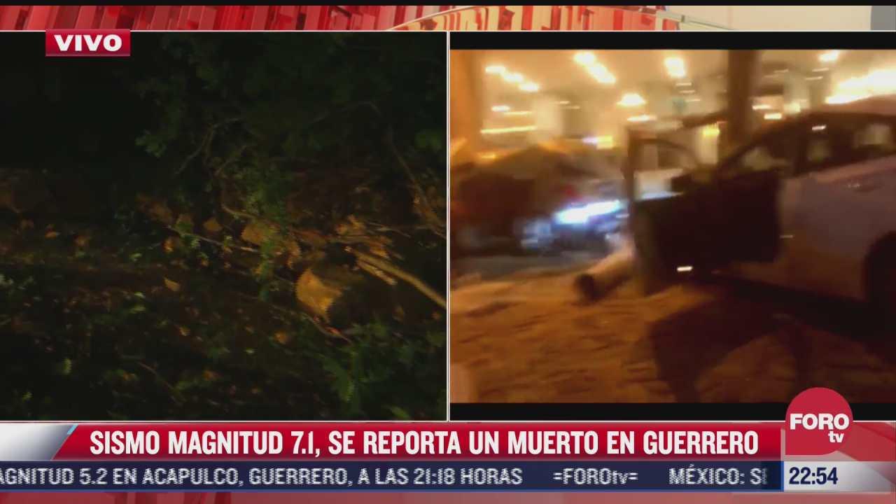 turistas de acapulco entran en panico tras fuerte sismo registrado en acapulco