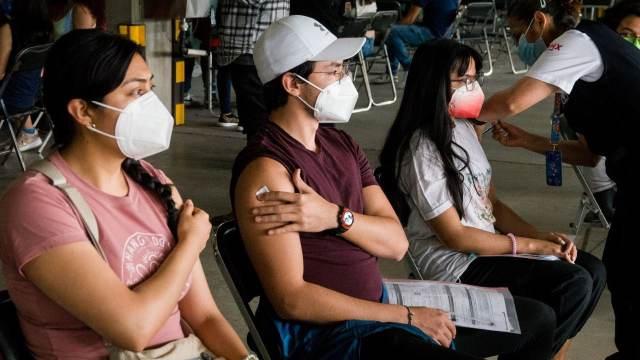 Anuncian fechas y sedes de vacunación para los de 18 a 29 años en 5 alcaldías de CDMX