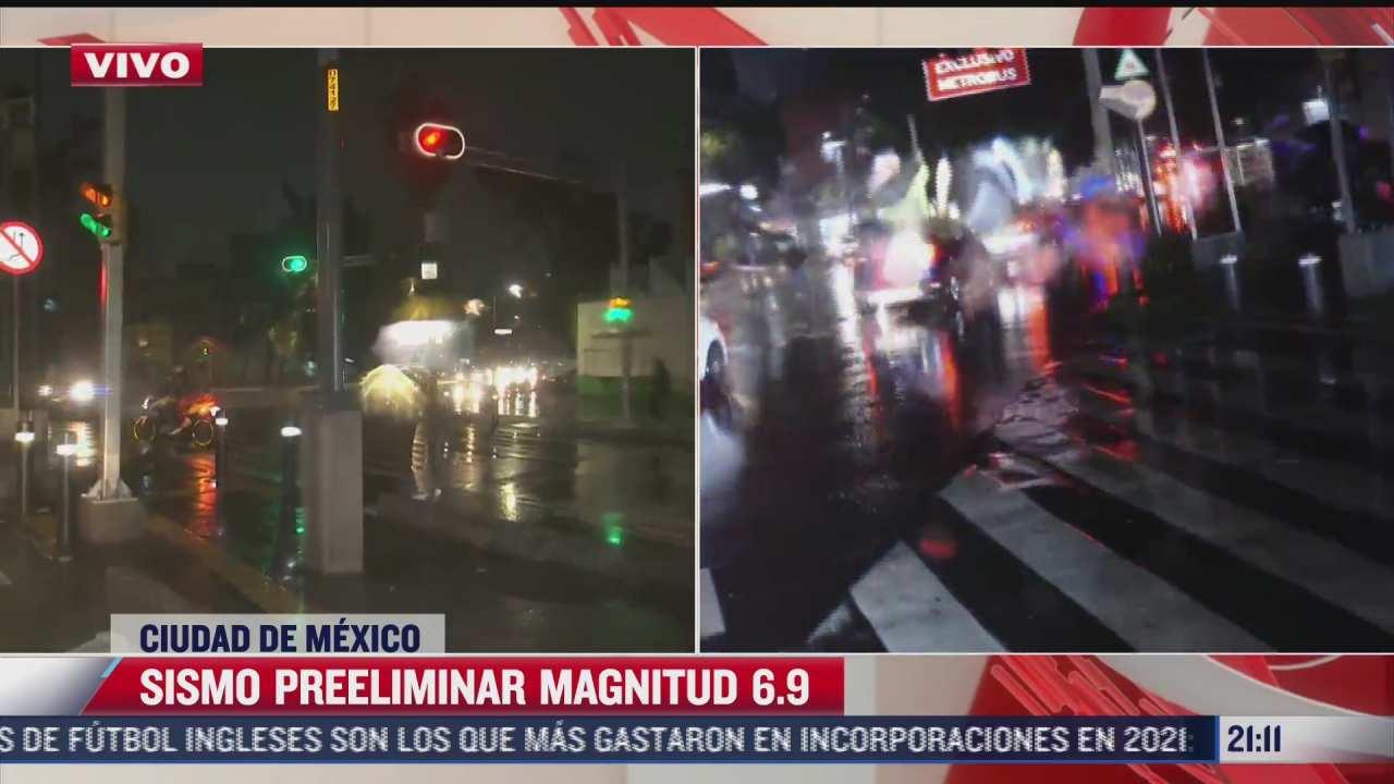 vecinos de tlatelolco evacuan edificios tras sismo en cdmx