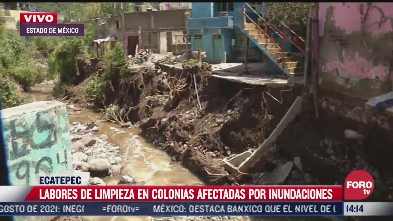 vecinos del canal de san andres se quedan sin agua ante las afectaciones por la lluvia