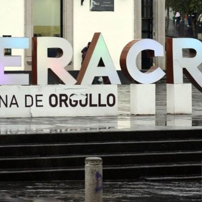 Veracruz, afectado por el frente frío número 1; activan alerta gris por lluvias, tormentas y norte