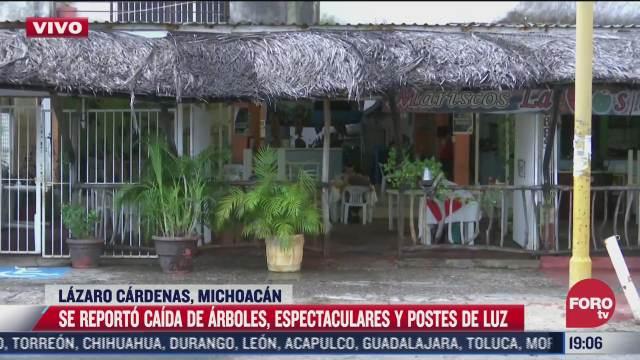 alumnos regresaran a clases en michoacan tras paso de rick