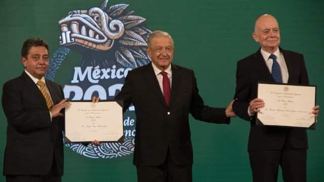 AMO entrega reconocimientos al Mérito Médico 2021