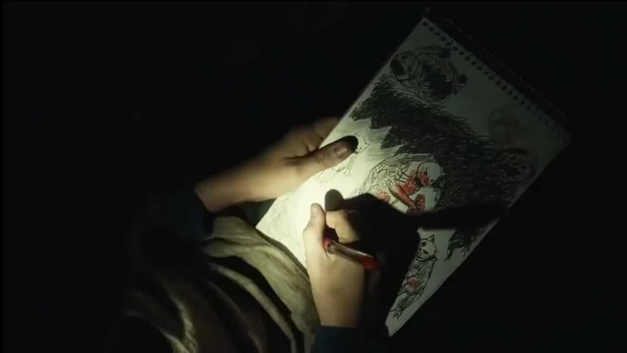 Antlers Espiritus Oscuros Guillermo del Toro Pelicula Sitges 2021