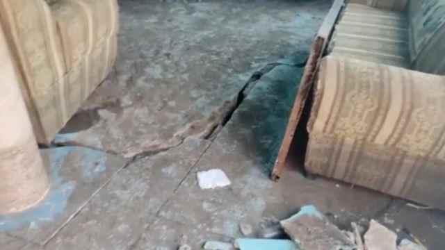 Aparición de grietas en Guanajuato afecta a casas y presa, lo atribuyen a fallas geológicas