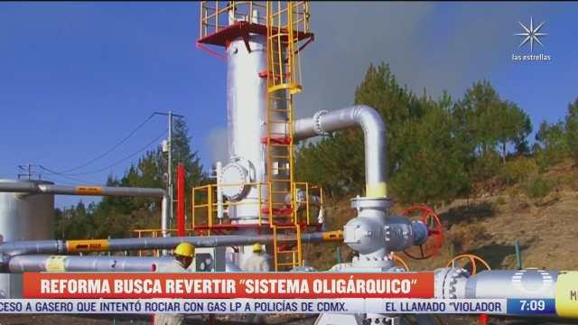 bartlett generadores privados de energia han impuesto un sistema oligarquico