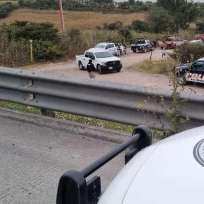 Controlan fuga de gas por toma clandestina en Hidalgo.