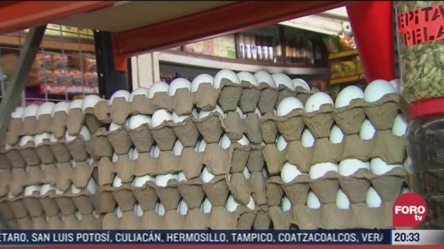 cuanto ha subido el huevo carne verdura y tortillas