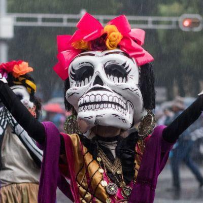 ¿A qué hora será el Desfile de Día de Muertos 2021?