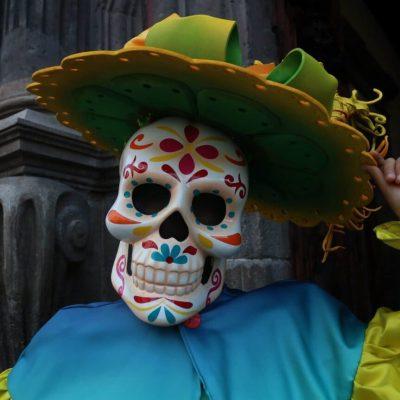 Ruta del Desfile Del Día de Muertos