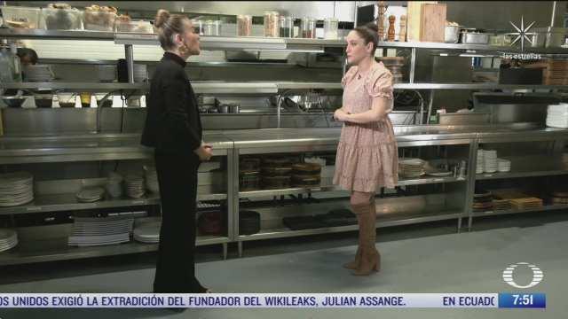 danielle dithurbide entrevista a la famosa chef internacional grace ramirez