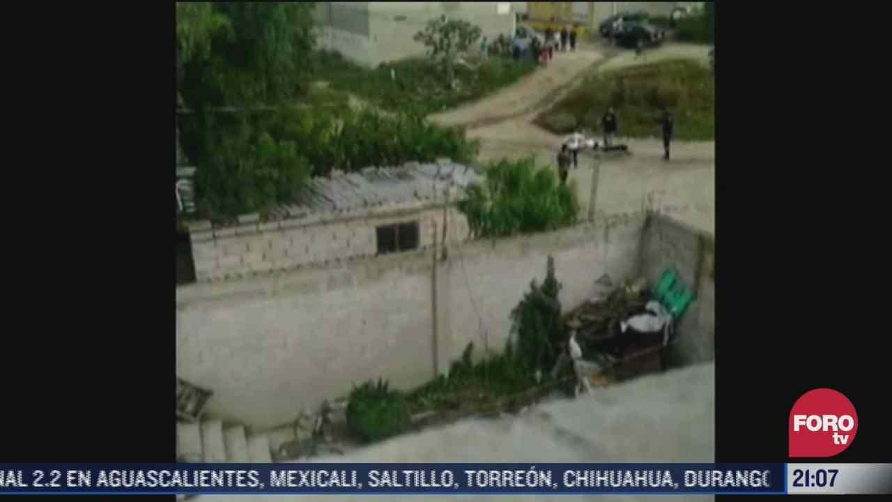 denuncian presunto abuso de autoridad en chimalhuacan estado de mexico