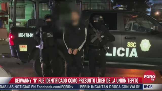 detenidos por balacera en el aicm serian lideres de la union tepito
