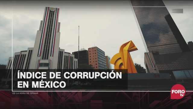 ¿Cómo es posible que la corrupción en México haya empeorado?