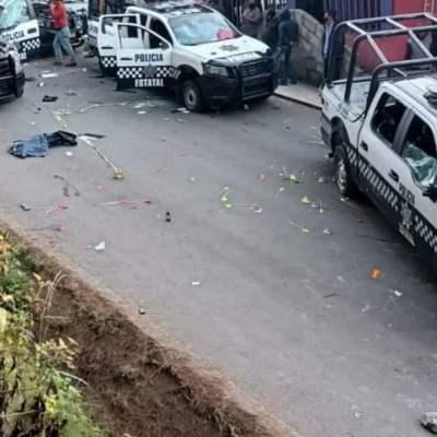 """Habitantes en Veracruz derriban drones de la policías porque """"dispersan el covid-19""""."""