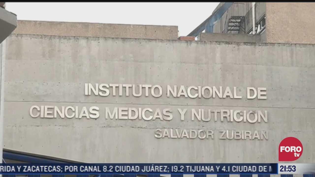 instituto nacional de ciencias medicas y nutricion cumplira 75 anos