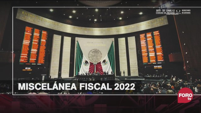 la miscelanea fiscal