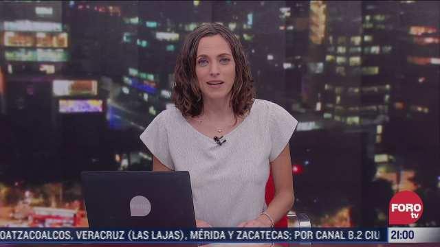 las noticias con ana francisca vega programa del 19 de octubre de