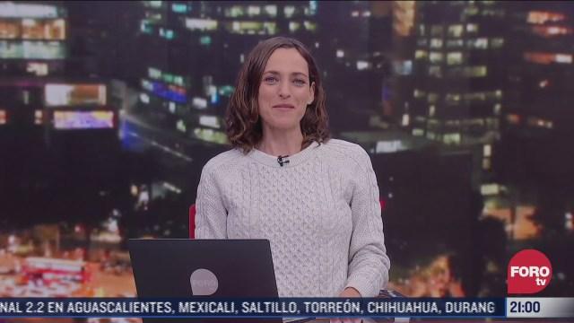 las noticias con ana francisca vega programa del 21 de octubre de