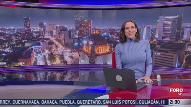 las noticias con ana francisca vega programa del 25 de octubre de