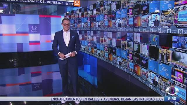 las noticias con carlos hurtado programa completo del 1 de octubre del