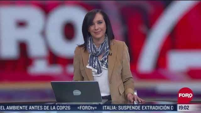 las noticias con karla iberia programa del 4 de octubre del