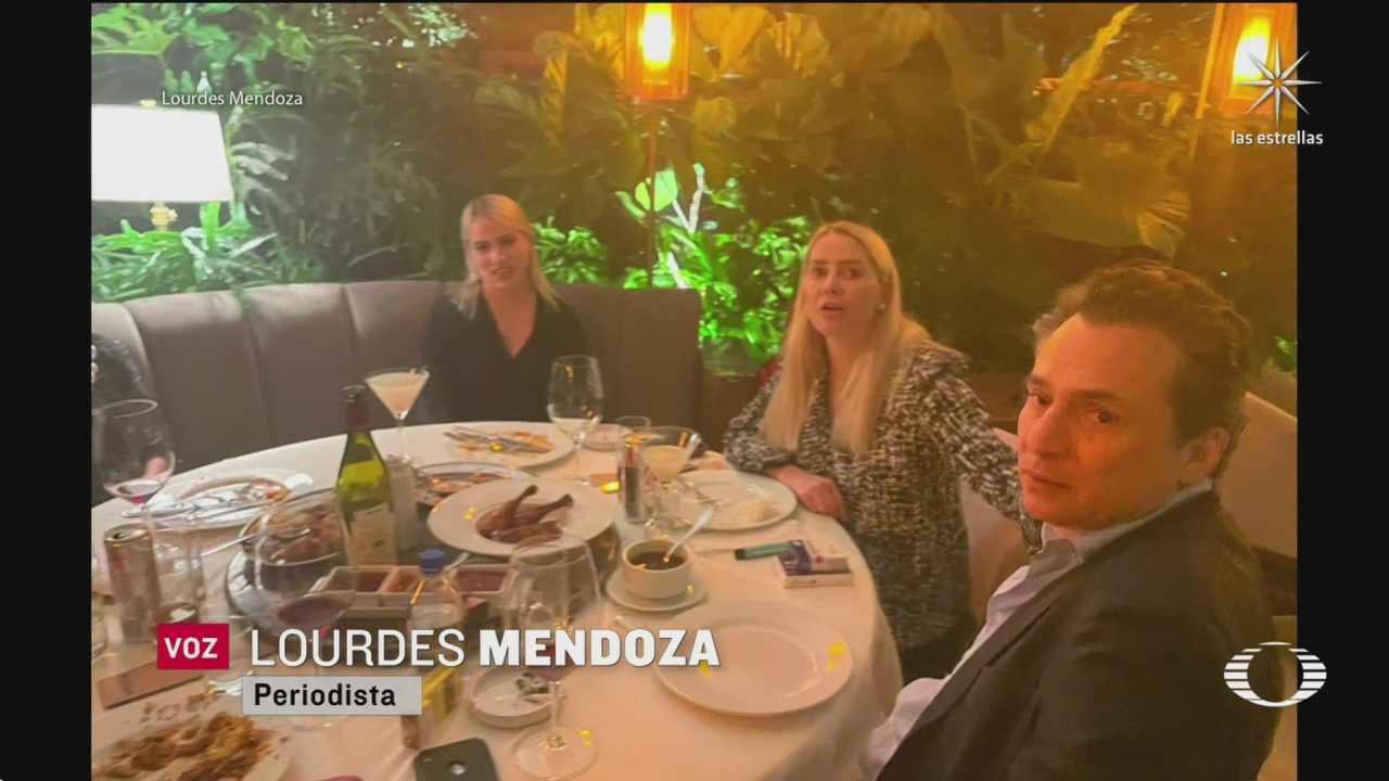 lozoya vio a satanas periodista lourdes mendoza tras encuentro en restaurante de las lomas