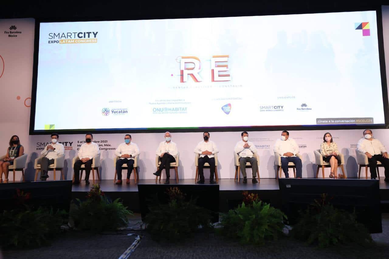 Mauricio Vila Dosal Inauguración Yucatán