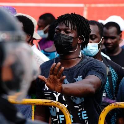 CNDH emite medidas cautelares para caravana migrante