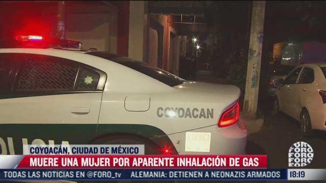 muere mujer por aparente inhalacion de gas en coyoacan