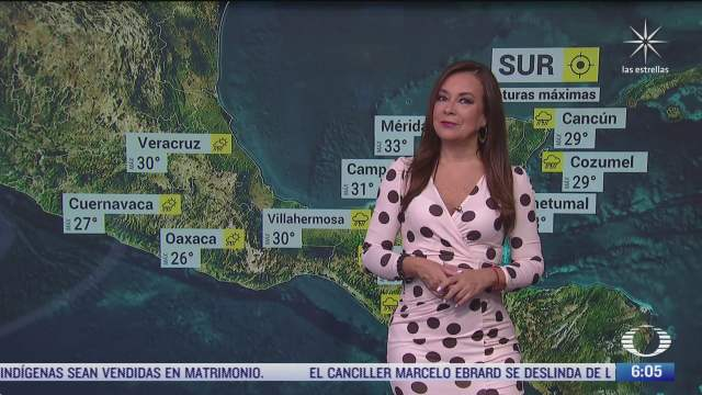 onda tropical 38 provocara lluvias fuertes en mexico