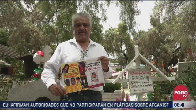 padre busca a asesino de su hija en nezahualcoyotl estado de mexico