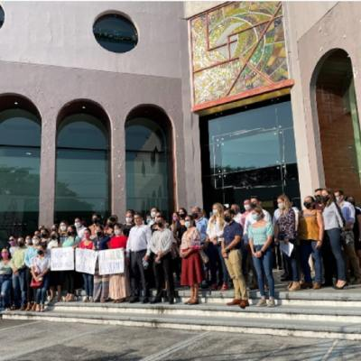 Poder Judicial de Colima inicia paro de labores