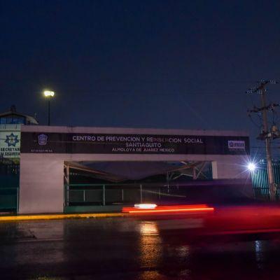 Aspectos del penal de Almoloya de Juárez en el Estado de México (Cuartoscuro)