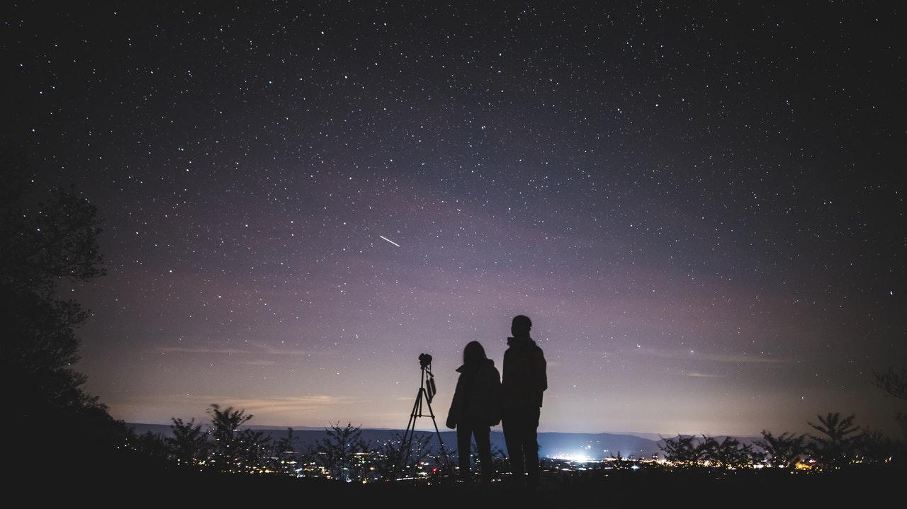 Lluvia de estrellas Dracónidas, el 7 de octubre